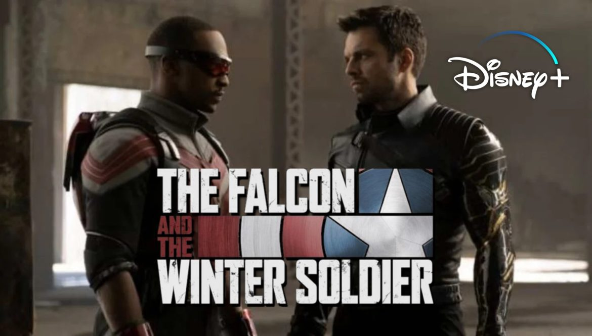 See the First Look at Marvel Studios 'The Falcon and the Winter Soldier' Series Coming to Disney+