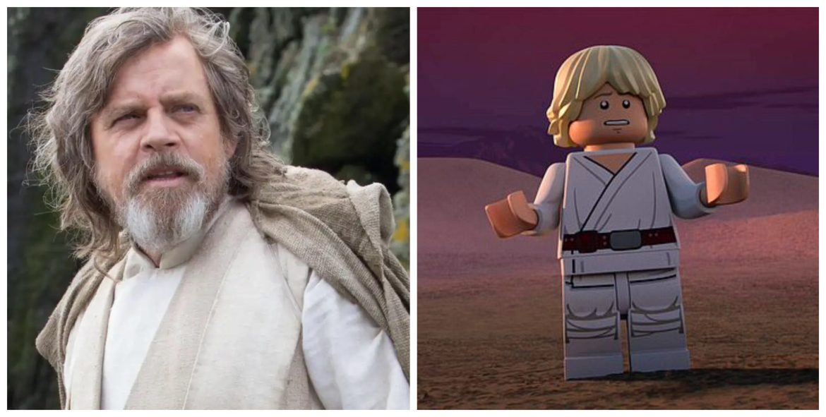 Mark Hamill Shares Why He Didn't Voice Luke in the 'LEGO Star Wars Holiday Special'