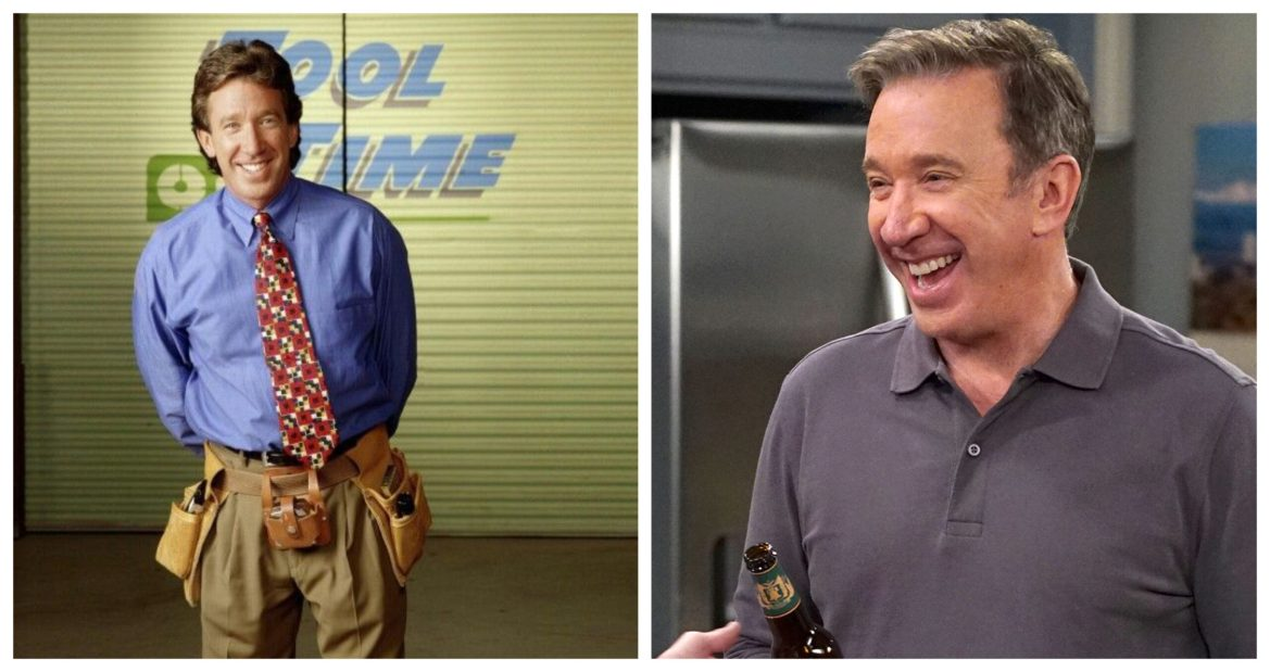"Tim Allen reprises his role as Tim ""The Tool Man"" Taylor on Last Man Standing"
