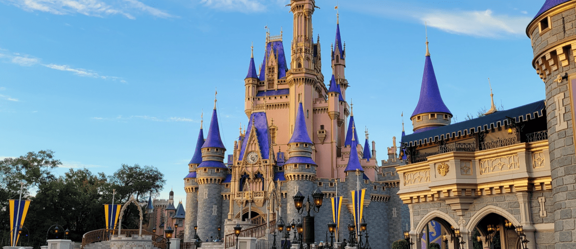 Disney files permit for Construction on Cinderella Castle ahead of 50th Anniversary