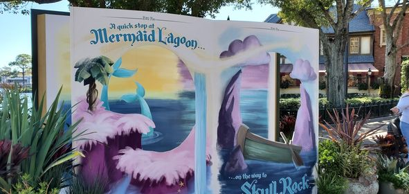 Disney files new Photo Op permit for Epcot Festival of the Arts
