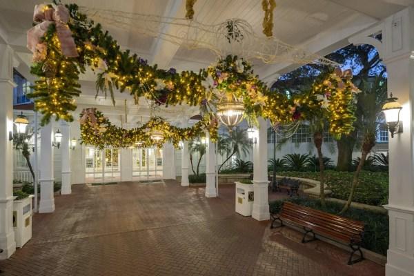 Walt Disney World Resort Hotels Celebrate the Holidays 2
