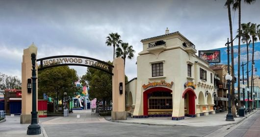 California Adventure has expanded shopping inside Hollywood Studios area