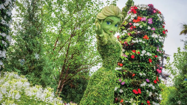 EPCOT International Flower & Garden Festival begins on March 3rd, 2021!