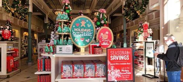Disney World launches Mobile Merchandise Checkout