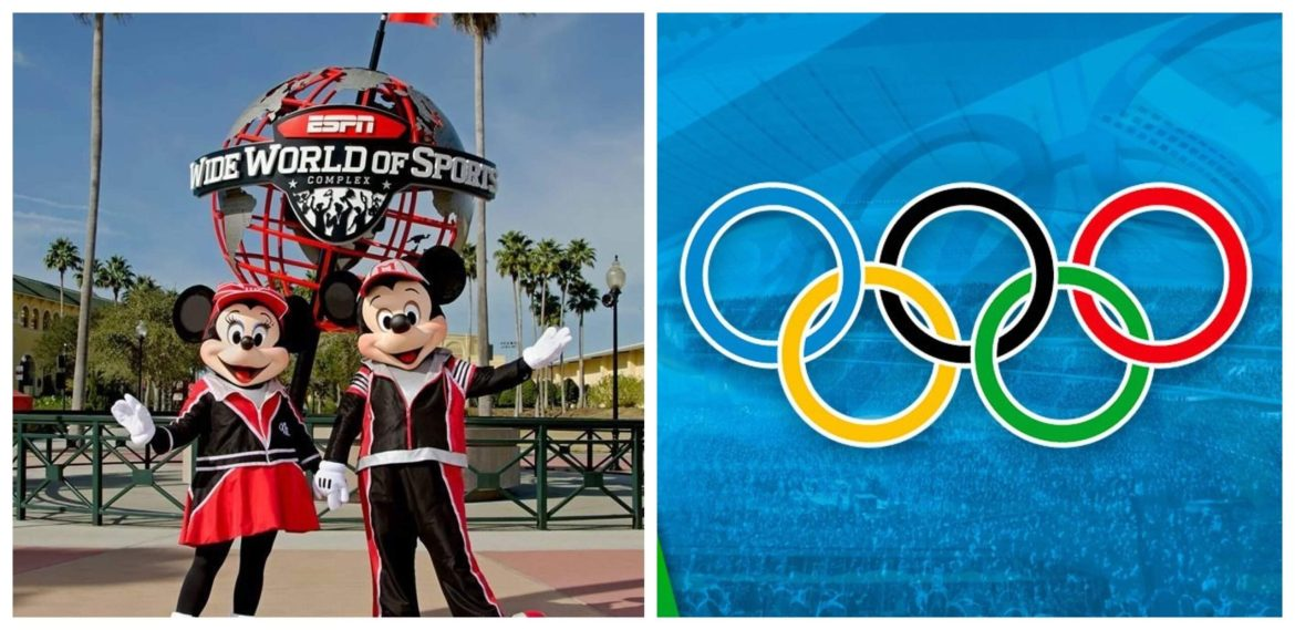 Florida offers to host 2021 Olympics citing NBA Bubble and Disney World Reopening Procedures