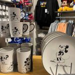 Gorgeous New Mickey Dishes Now Available From The Disney Store