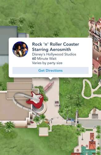 Rock 'n' Roller Coaster has reopened after being closed for 5 days! 1