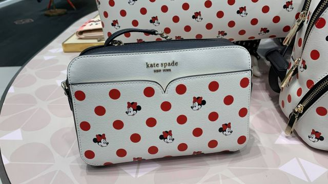 New Disney Kate Spade Collection Rocks The Dots For The New Year 2