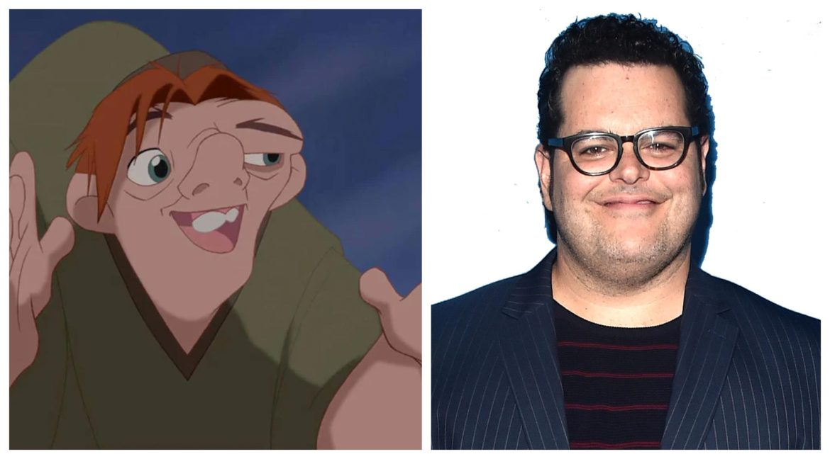 Josh Gad Shares Update on the 'Hunchback of Notre Dame' Live-Action Remake