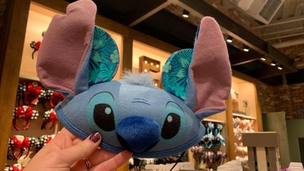 Stitch Ear Hat