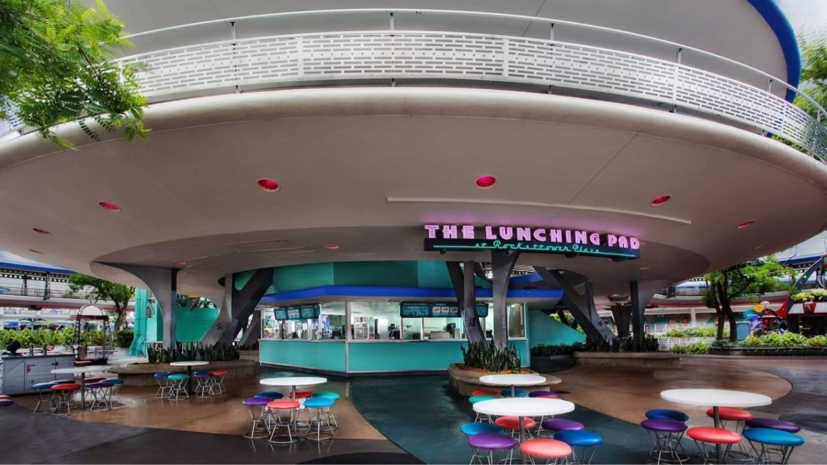 Lunching Pad in the Magic Kingdom to close on weekdays starting in February