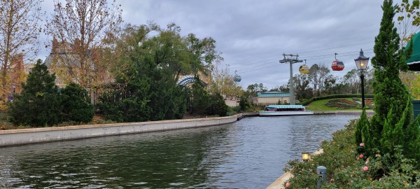 Construction Walls Down at Remy's Ratatouille Adventure in Epcot 5