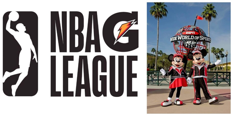 NBA G League Officially Coming to Walt Disney World