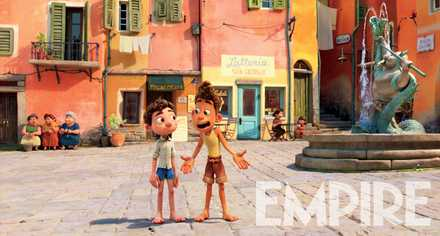 Luca first look