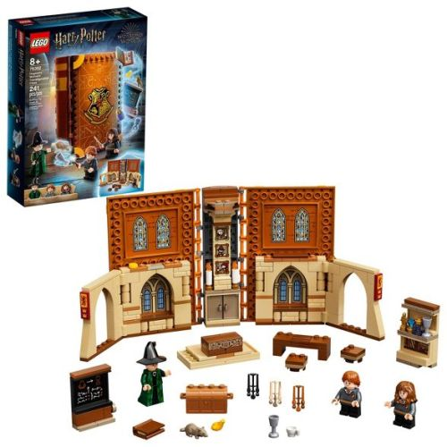 """Harry Potter """"Hogwarts Moments"""" LEGO Now Available 1"""