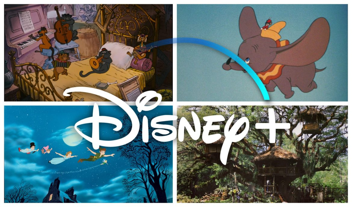 Disney+ Removes Controversial Classic Disney Films from Kids Accounts