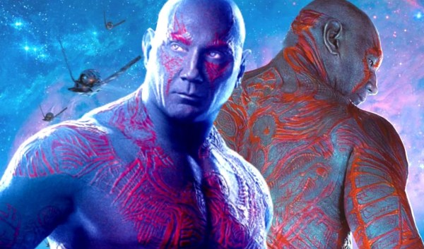 Dave Bautista Shares New Look for 'Thor: Love and Thunder' 1