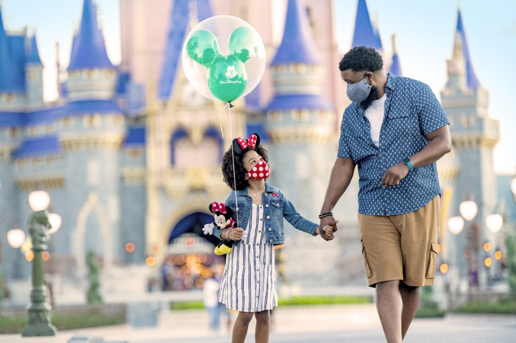 NEW Florida Resident Discover Disney Ticket Offer for Disney World in 2021!