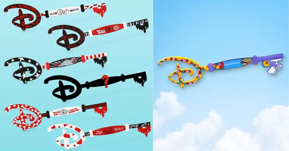 New Mystery Disney Keys And UP! Disney Key Coming Soon