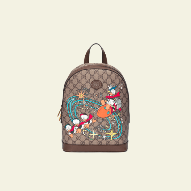 Donald Duck Gucci Collection