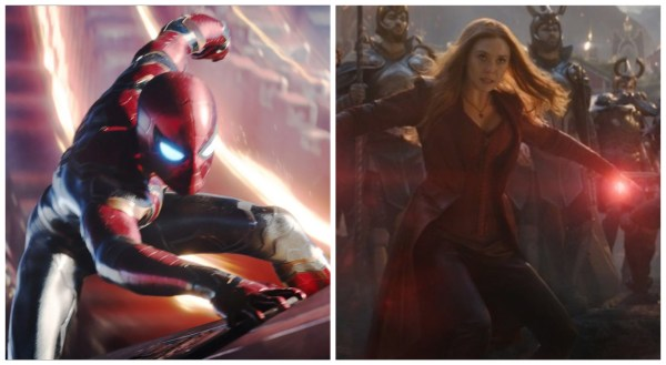 Elizabeth Olsen Joins the Cast of 'Spider-Man Homecoming 3' as Scarlet Witch 1