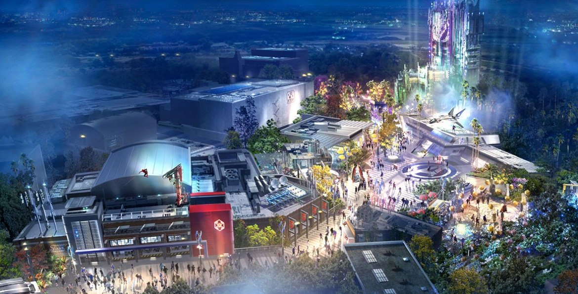 Disney confirms 2021 opening for Marvel's Avengers Campus