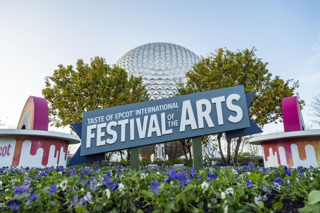 Don't Miss the Taste Of EPCOT Festival Of The Arts