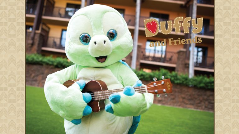 Olu Mel now greeting guests at Disney's Aulani Resort & Spa