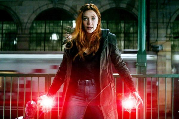 Elizabeth Olsen Joins the Cast of 'Spider-Man Homecoming 3' as Scarlet Witch 2