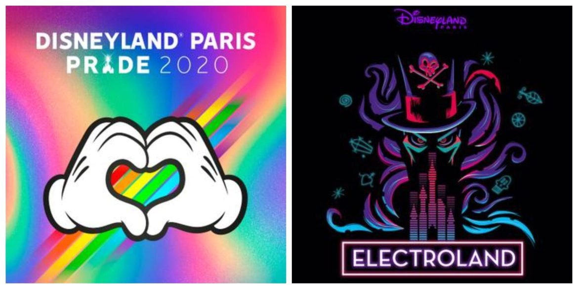 Disneyland Paris Cancels Electroland & Pride Events for 2021