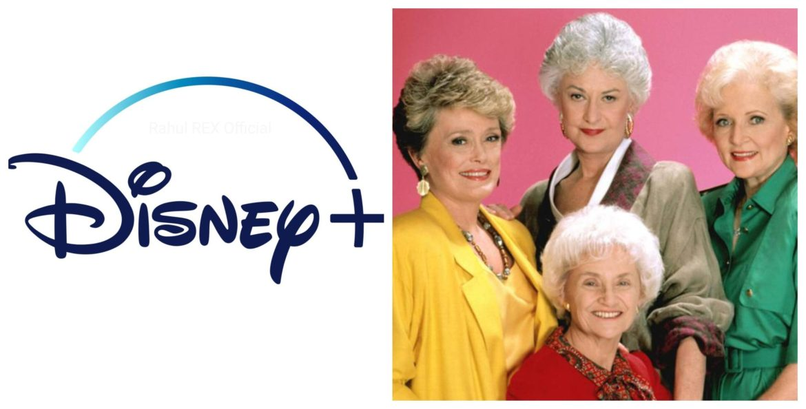 The Golden Girls are Coming to Disney+