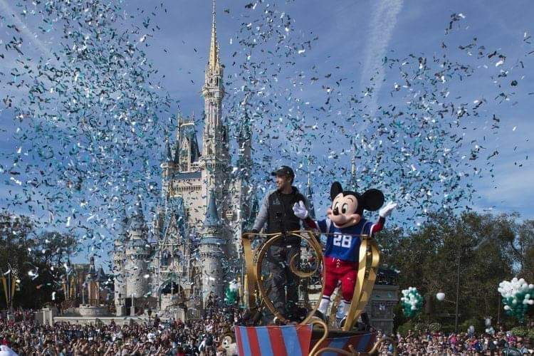 Disney World not hosting Super Bowl Parade at the Magic Kingdom this year