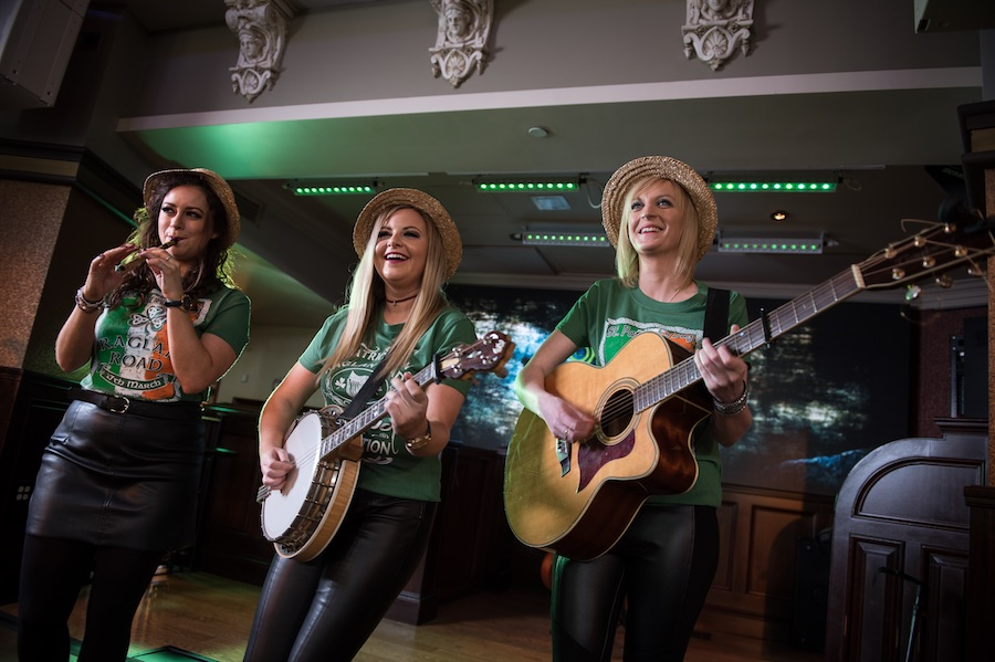 The Raglan Road Mighty St. Patrick's Festival Unplugged coming soon!