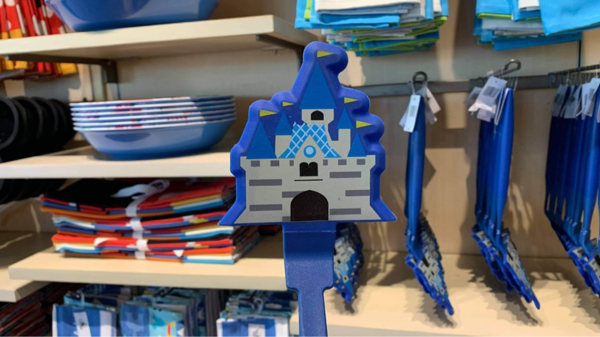 New Cinderella Castle spatuala would make a great kitchen addition