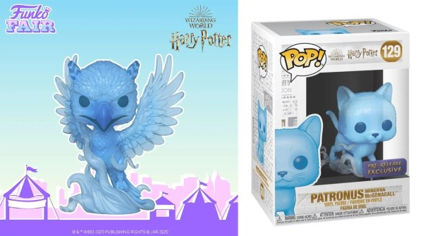 Harry Potter Funko Pops