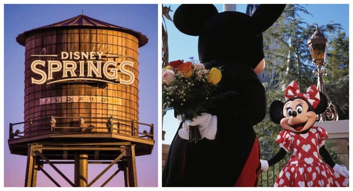 Celebrate Valentine's Day at Disney Springs