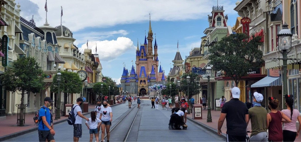 Florida's Theme Parks are rebounding faster than most states