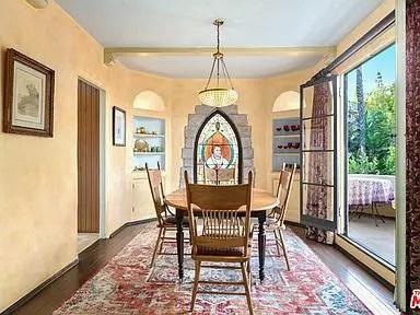 Original Sleeping Beauty Castle designer lists Hollywood home for sale 2