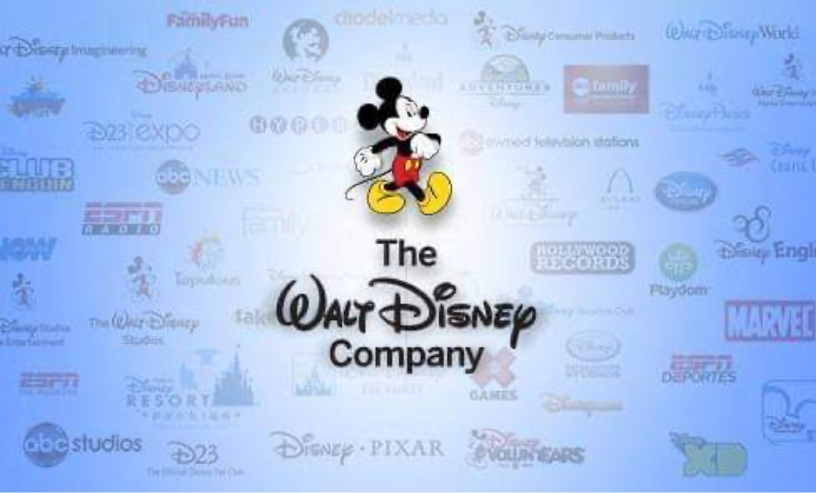 Disney Ranks 4th in World's Most Admired Companies