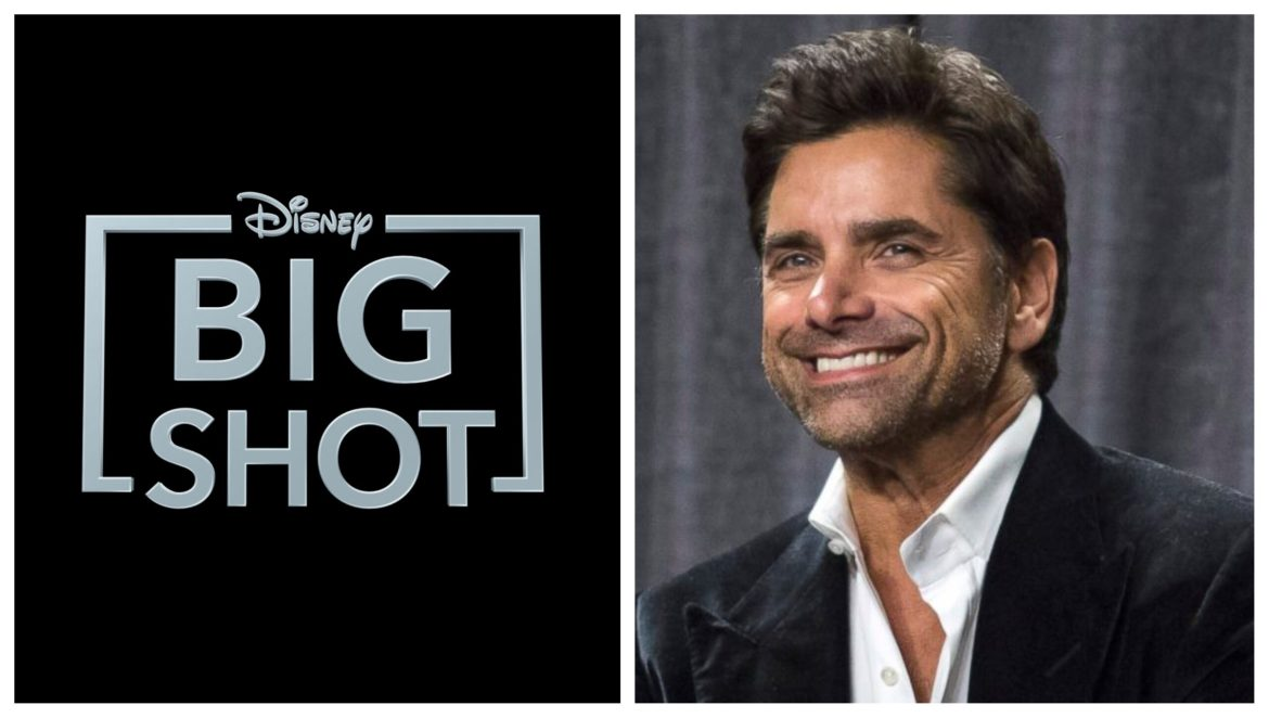 "John Stamos Led Disney+ Series ""Big Shot"" Halts Filming Due to Positive COVID-19 Test"
