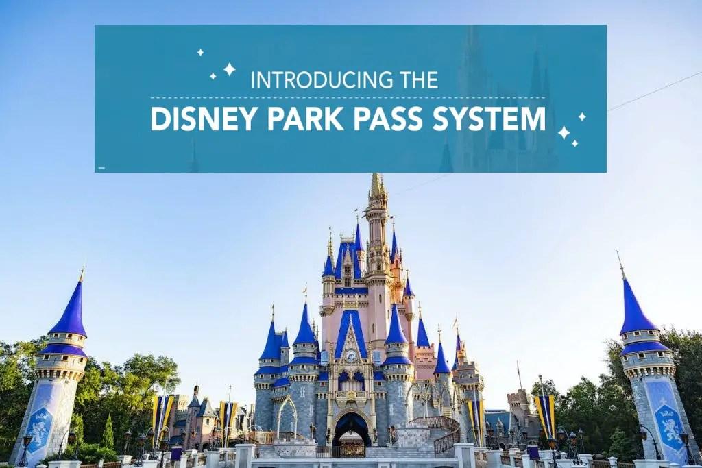 Disney World Extends Park Pass Reservations through 2023