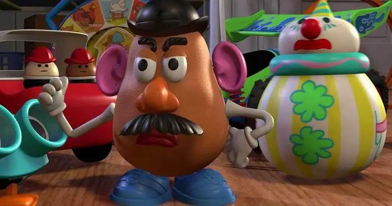 Hasbro's Mr. Potato Head goes gender neutral