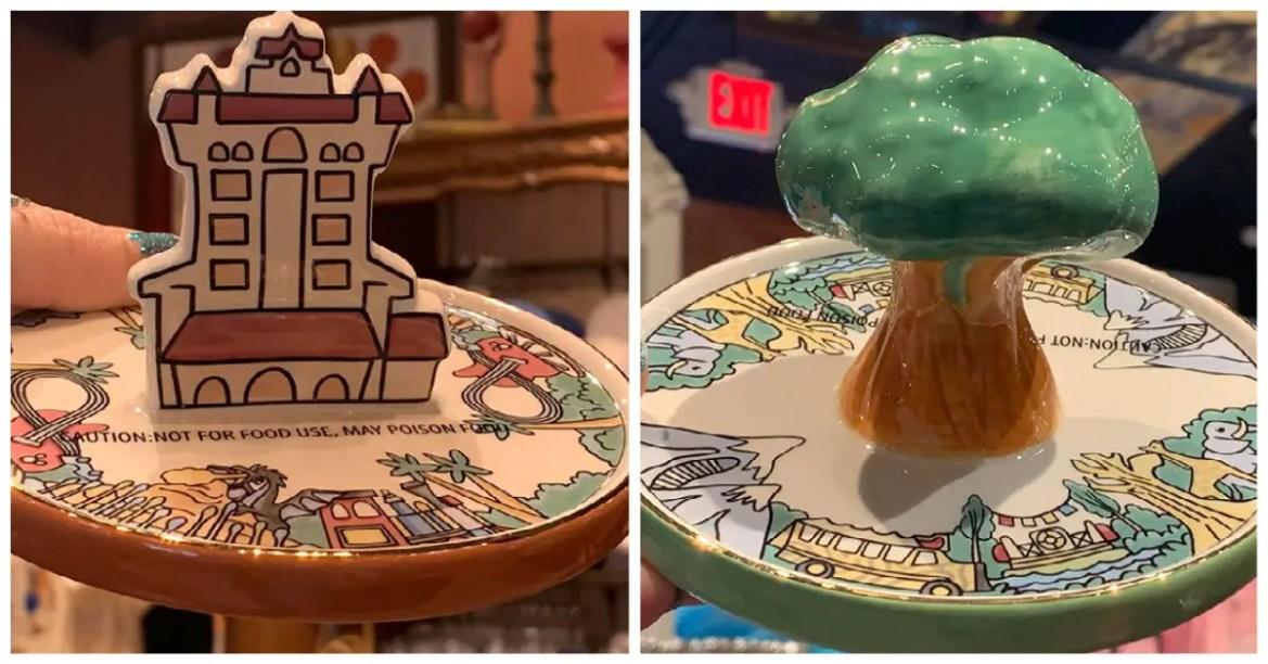 More Disney Park Icon Trinket Trays!