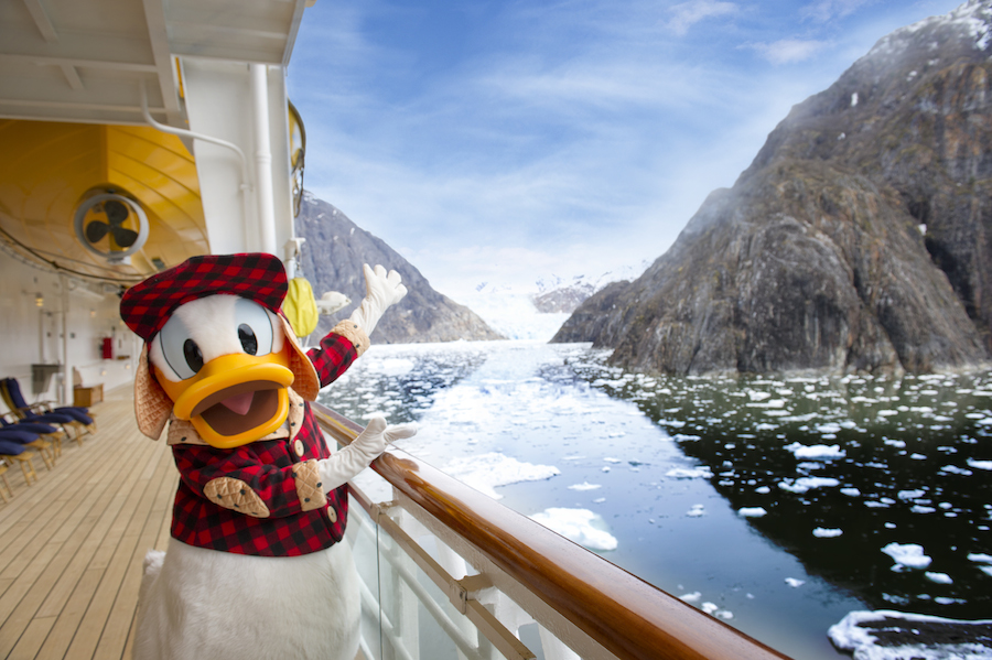 Alaska Cruises Removed from Disney Cruise Line Website for Booking