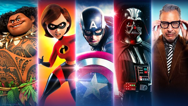 Everything Coming to Disney+ This April 2