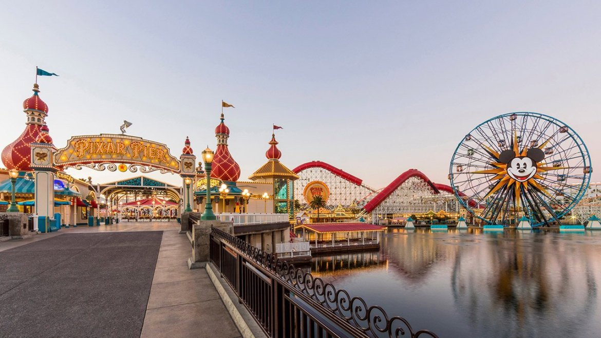 Celebrating the 20th Anniversary of Disney's California Adventure Park