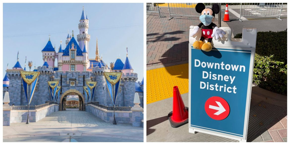 California bill seeks to fast track reopening of Disneyland