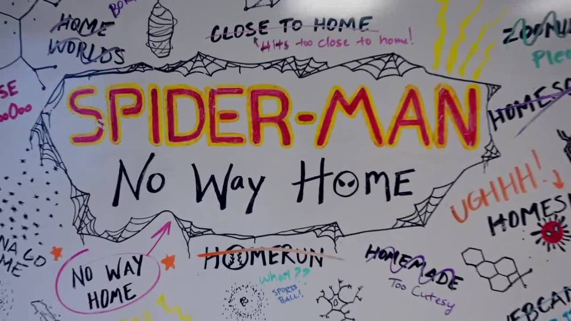 Marvel Studios and Sony Announce Movie Theater Only Release for 'Spider-Man: No Way Home'