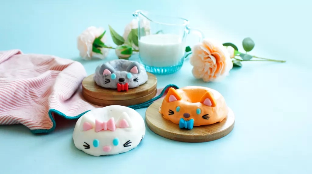 Have Fun Making These Aristocats Donuts At Home!